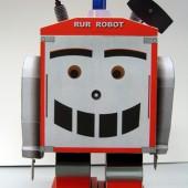 RUR Robot  MUJAM!